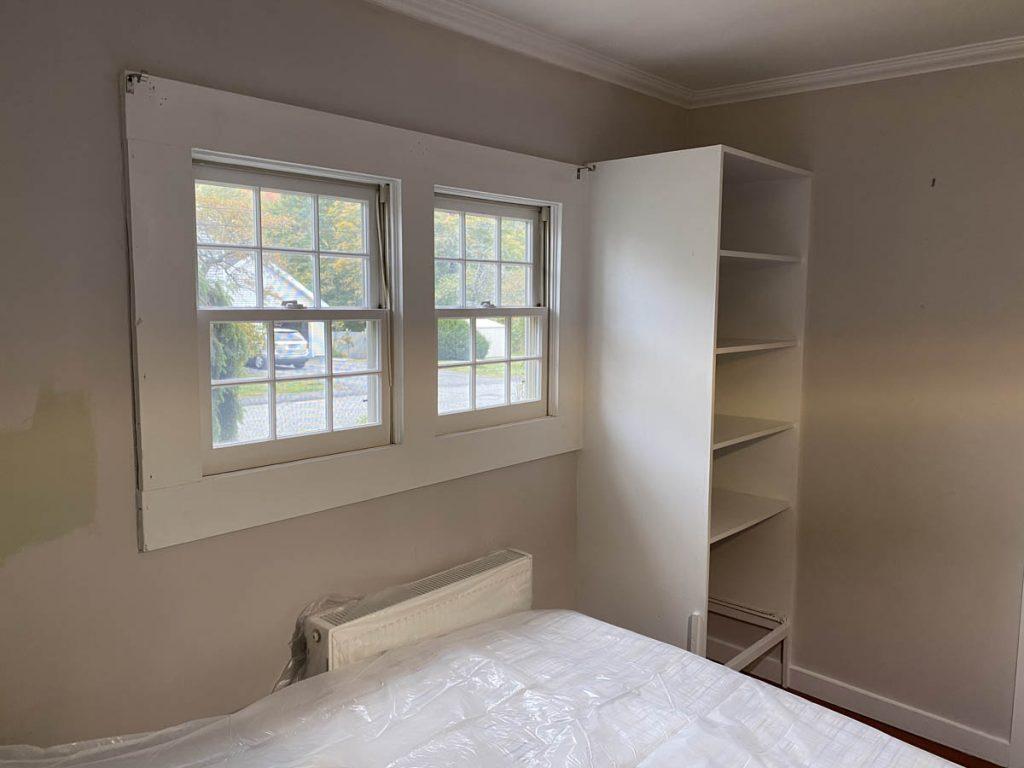 bedroom remodeling